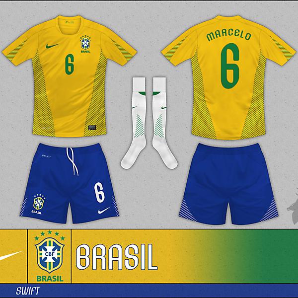 Nike Swift Plain - Brazil