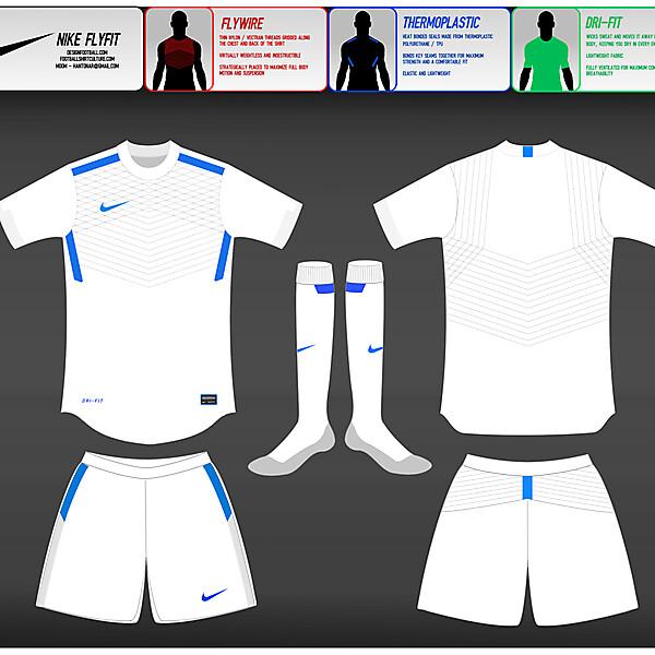 (2) Nike Fly-Fit  : Blank
