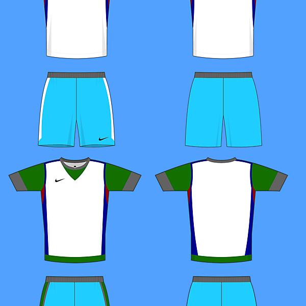 Nike Fiel and Gatito Fabrics