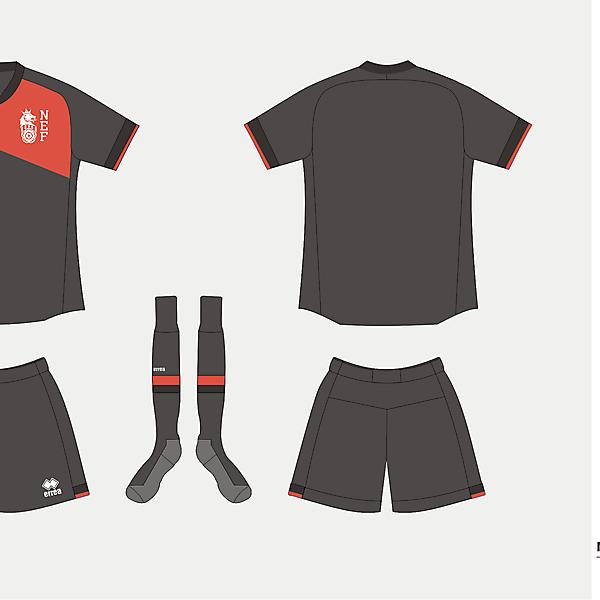 North East Futsal Shirt version 02