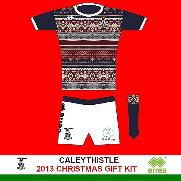 Inverness Fair Isle Xmas Gift Kit
