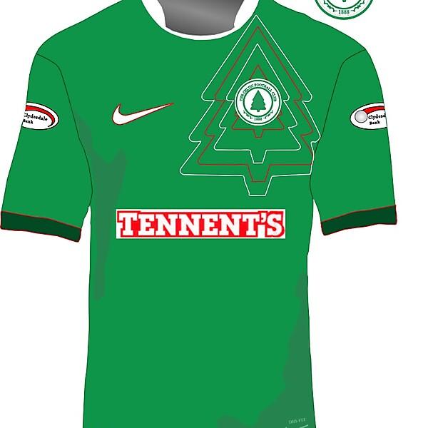 Celtic Xmas kit 2013