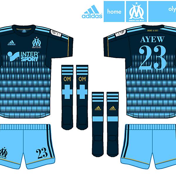 Marseille Away