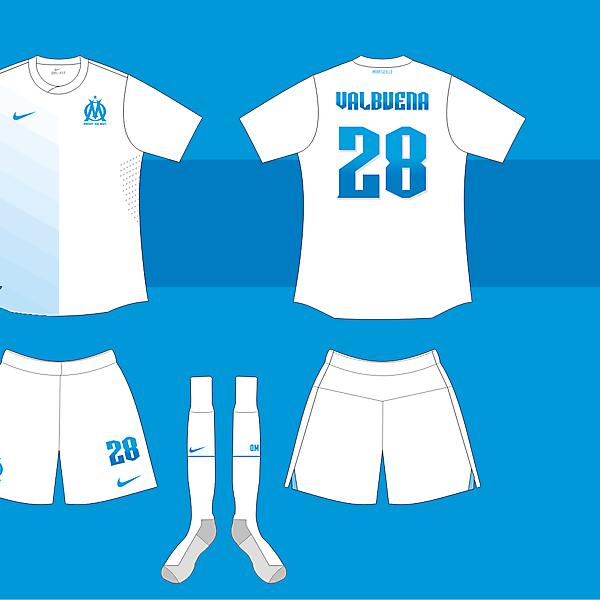O. Marseille home kit version 03