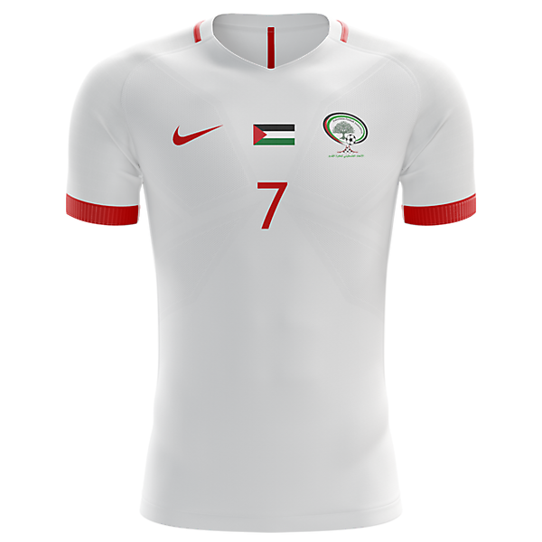 Palestine Away Shirt - Nike