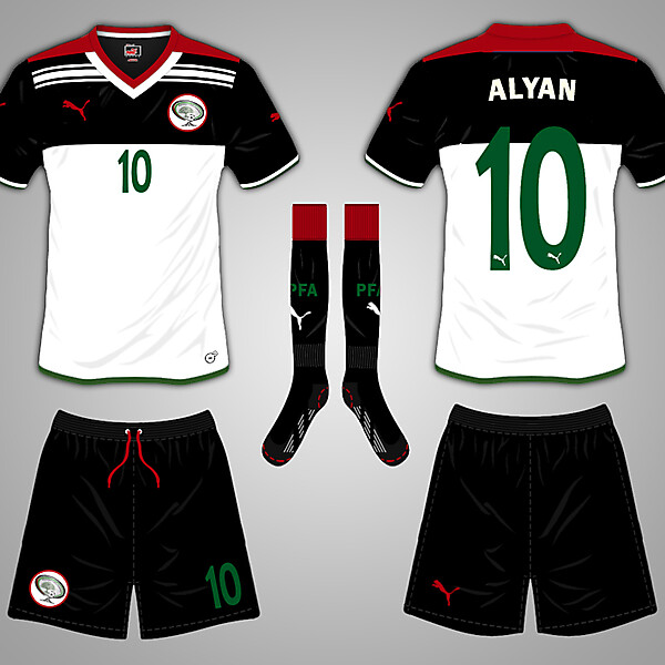 PALESTINE home kit