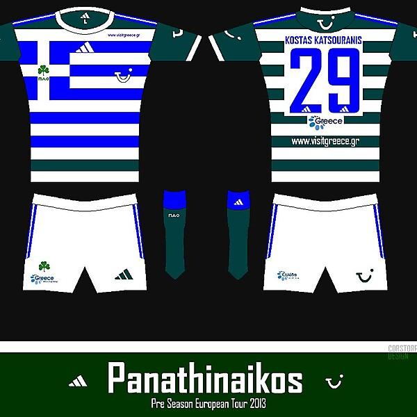 Panathinaikos Alternative (Euro Pre Season Tour)