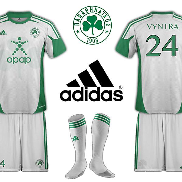Panathinaikos Adidas Away Fantasy