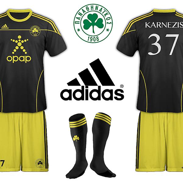 Panathinaikos Adidas GK Fantasy