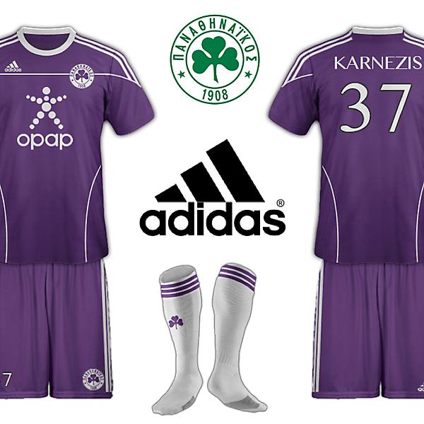 Panathinaikos Adidas GK2 Fantasy