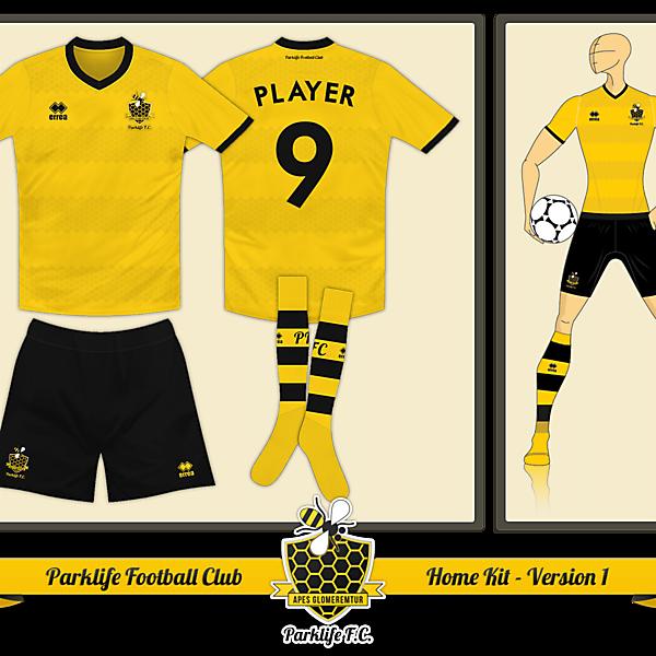 Parklife FC - Version 1