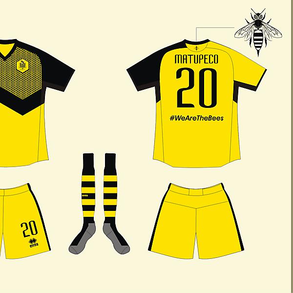 Parklife FC home kit version 08