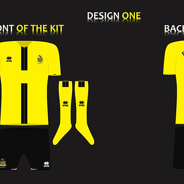 Parklife FC Design One