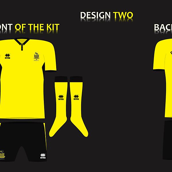 Parklife FC Design Two