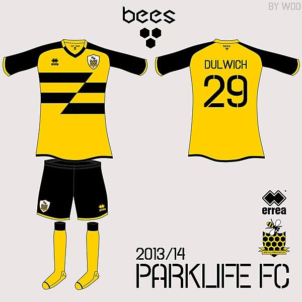 Parklife FC Home Kit v.1