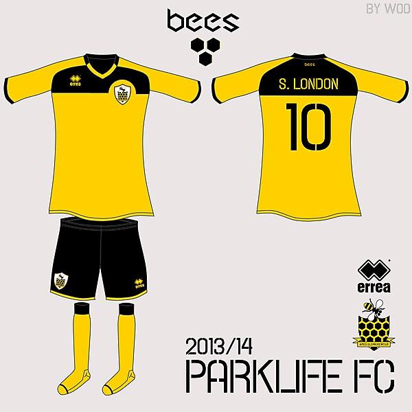 Parklife FC Home Kit v.2