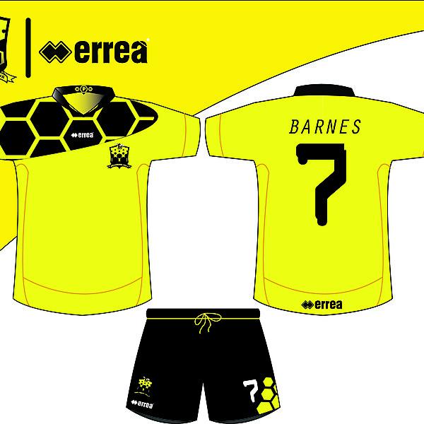Parklife FC Errea Home 13/14 -ilham23