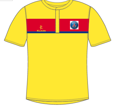 PSG Yellow Kit Concept [CLOSED]