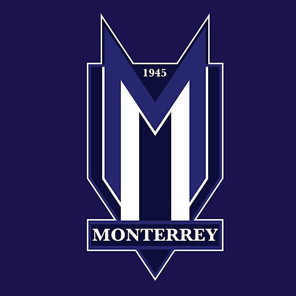 Monterrey CF redesign