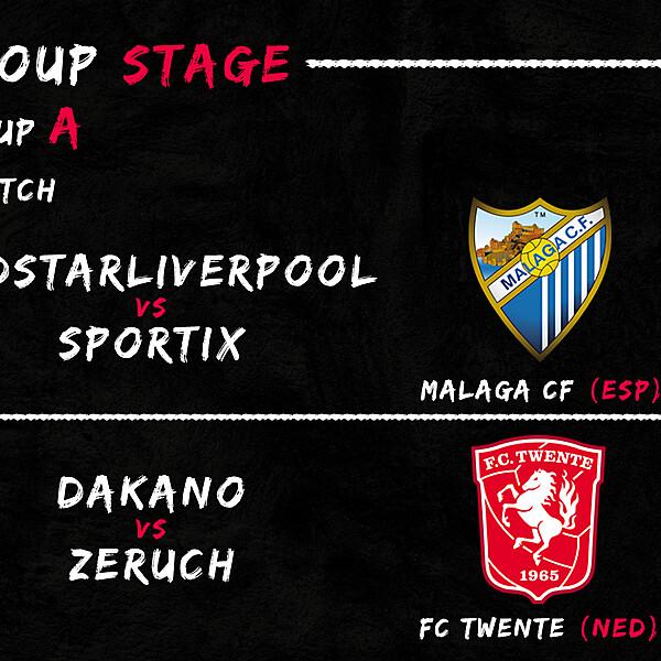 Group A - 3° Match