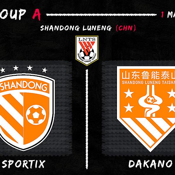 Group A - Sportix vs Dakano