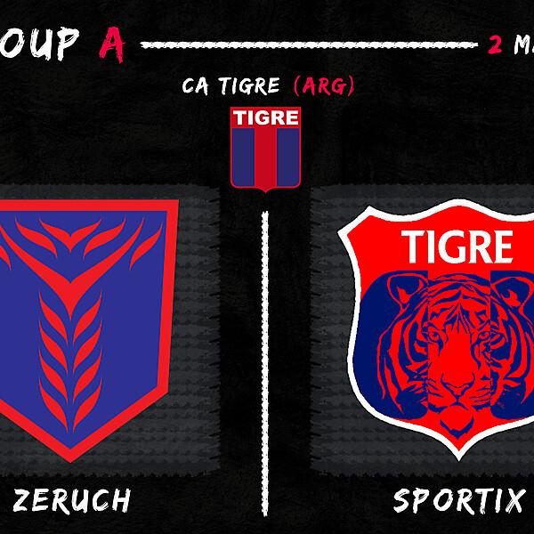 Group A - Zeruch vs Sportix