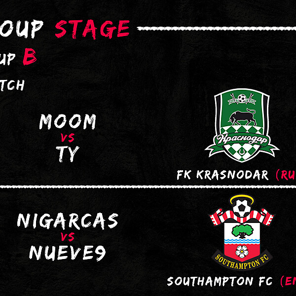 Group B - 2° Match