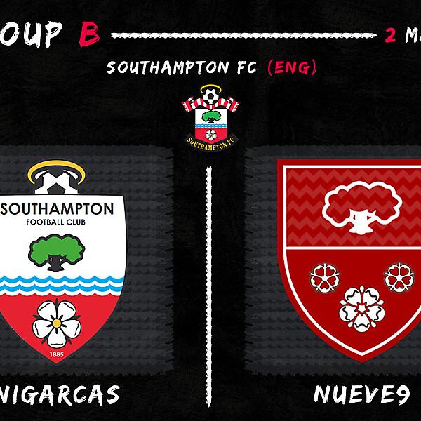 Group B - NiGarCas vs Nueve9