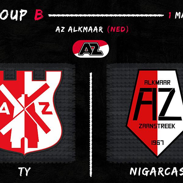 Group B - Ty vs NiGarCas