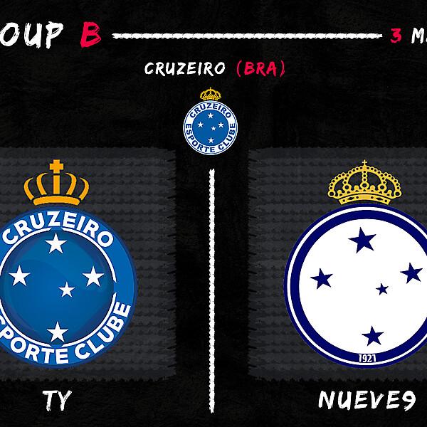 Group B - Ty vs Nueve9