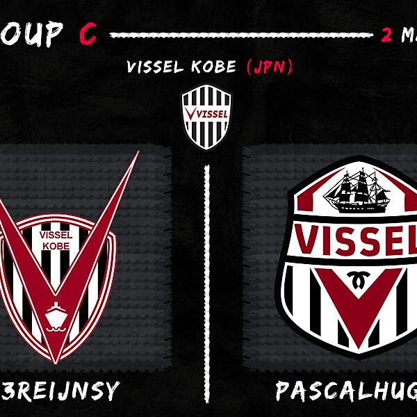 Group C - 13Reijnsy vs PascalHugo