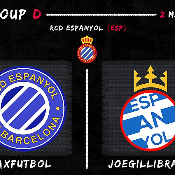 Group D - Axfutbol vs Joegillibrand