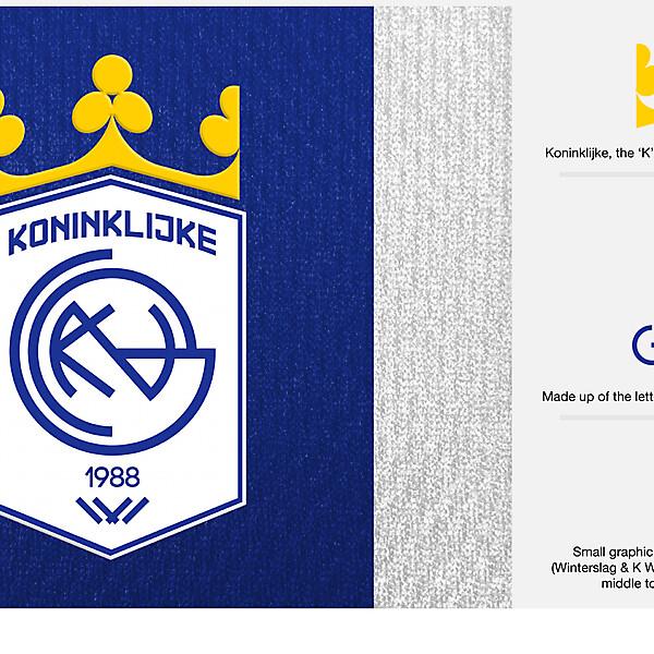 KRC Genk - Re-design