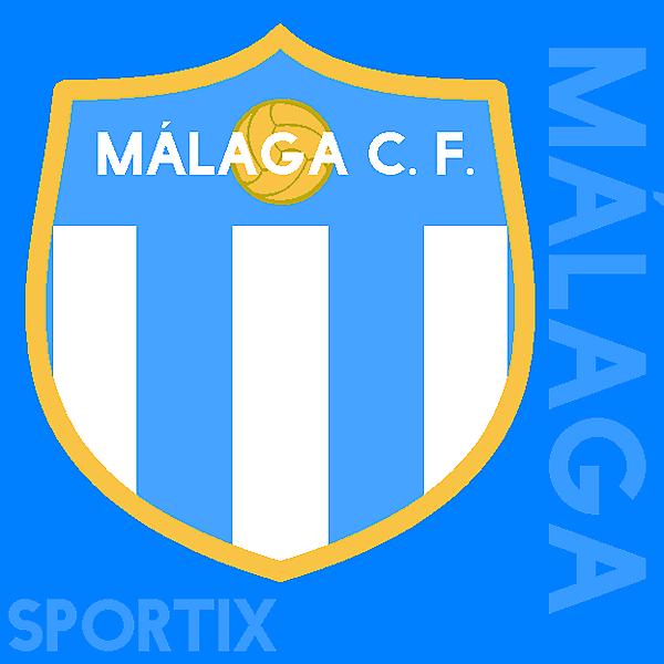Málaga CF - Redesign Crest
