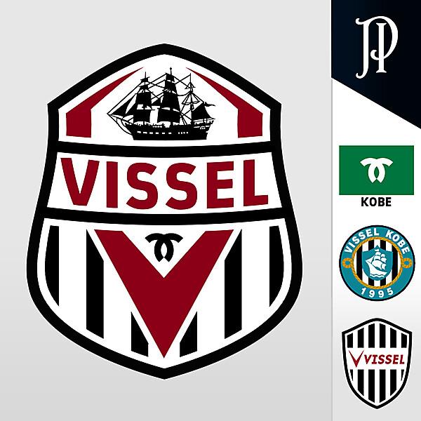 Vissel Kobe - Logo Rebrand