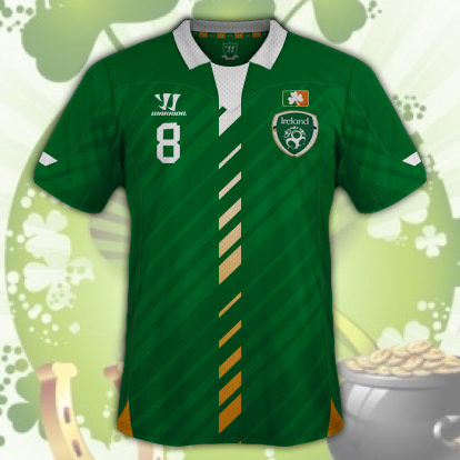 Ireland Home Kit