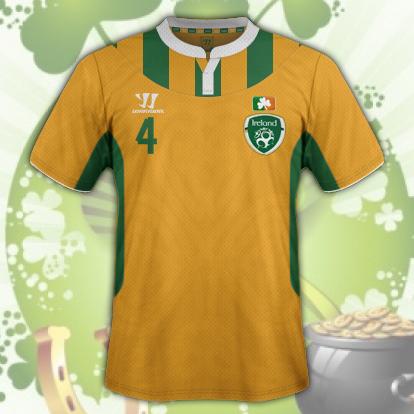 Ireland Third Kit v1