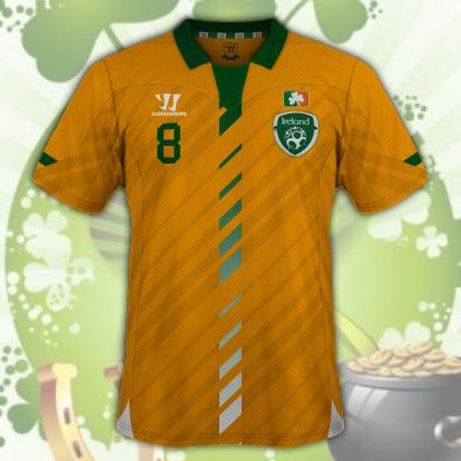 Ireland Third Kit v2