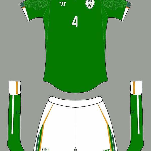 Republic of Ireland home