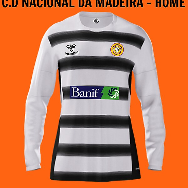 C.D Nacional Da Madeira Home - for the Competition