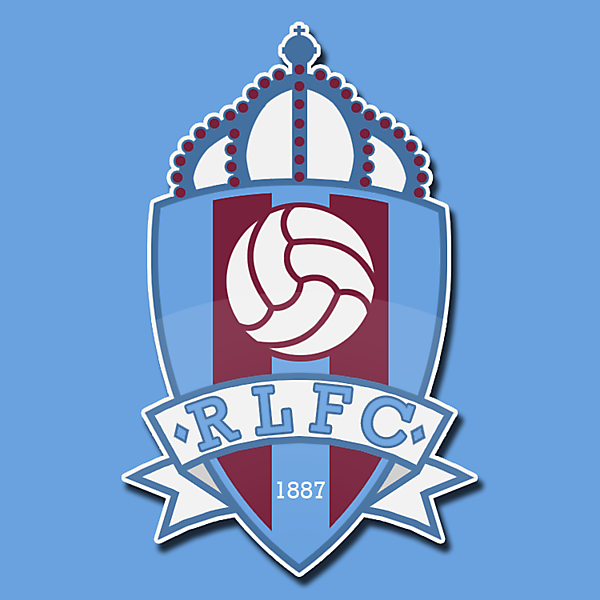 Royal Leamington FC Crest Redesign
