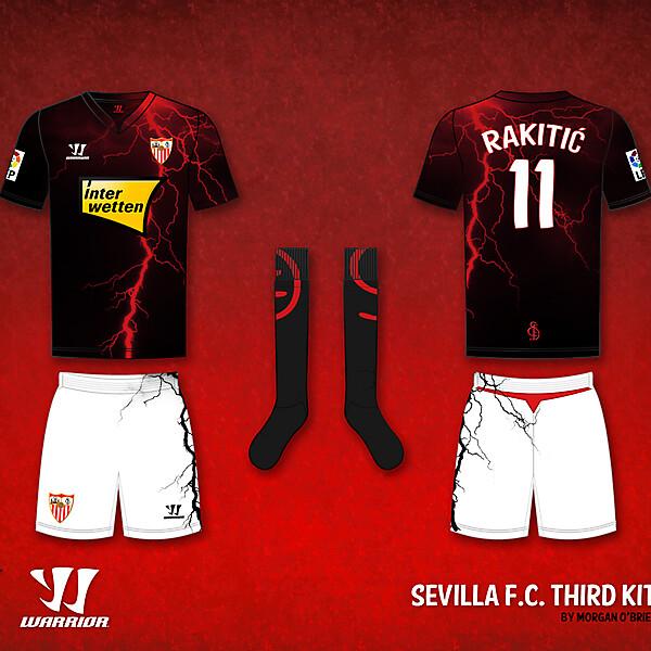 Sevilla F.C. Third Kit by Morgan O\'Brien
