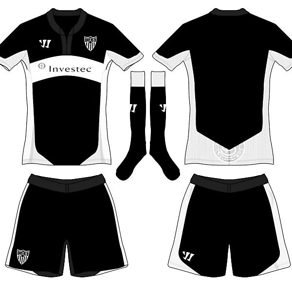 Warrior Sevilla Third Kit - Wighty93