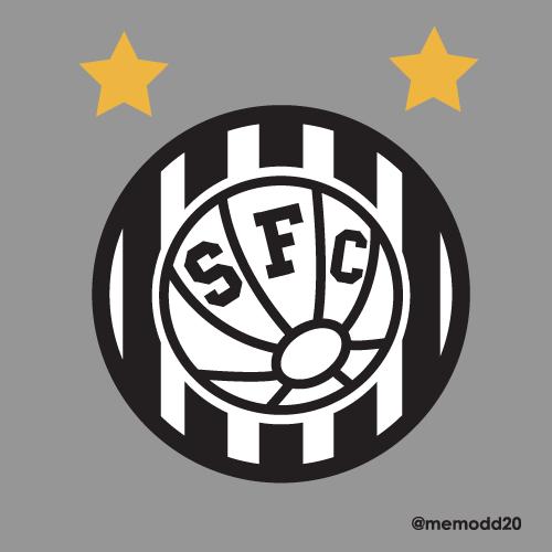 Santos FC Logo Redesign