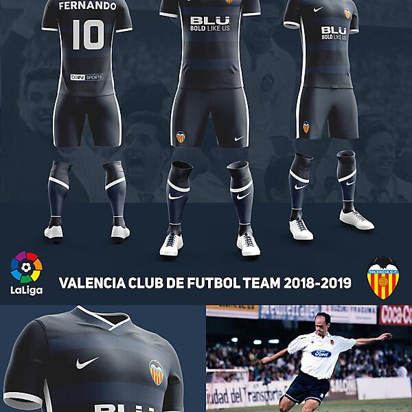 Alternative Fantasy kit Valencia CF ver 5