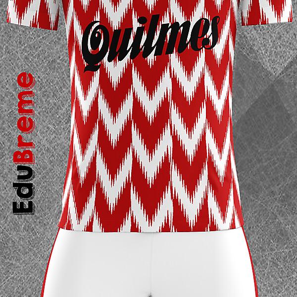 Quilmes AC Away Kit 2