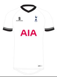 Spurs Kit Design 2018