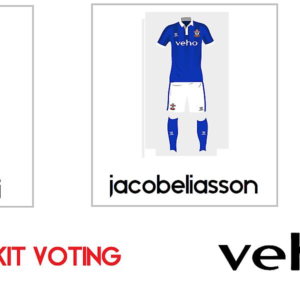 Away Kit voting.