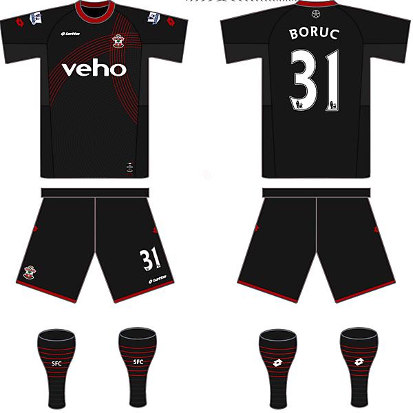 Southampton Lotto GK Kit