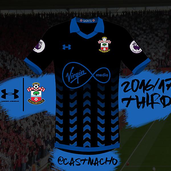 Southampton - Third